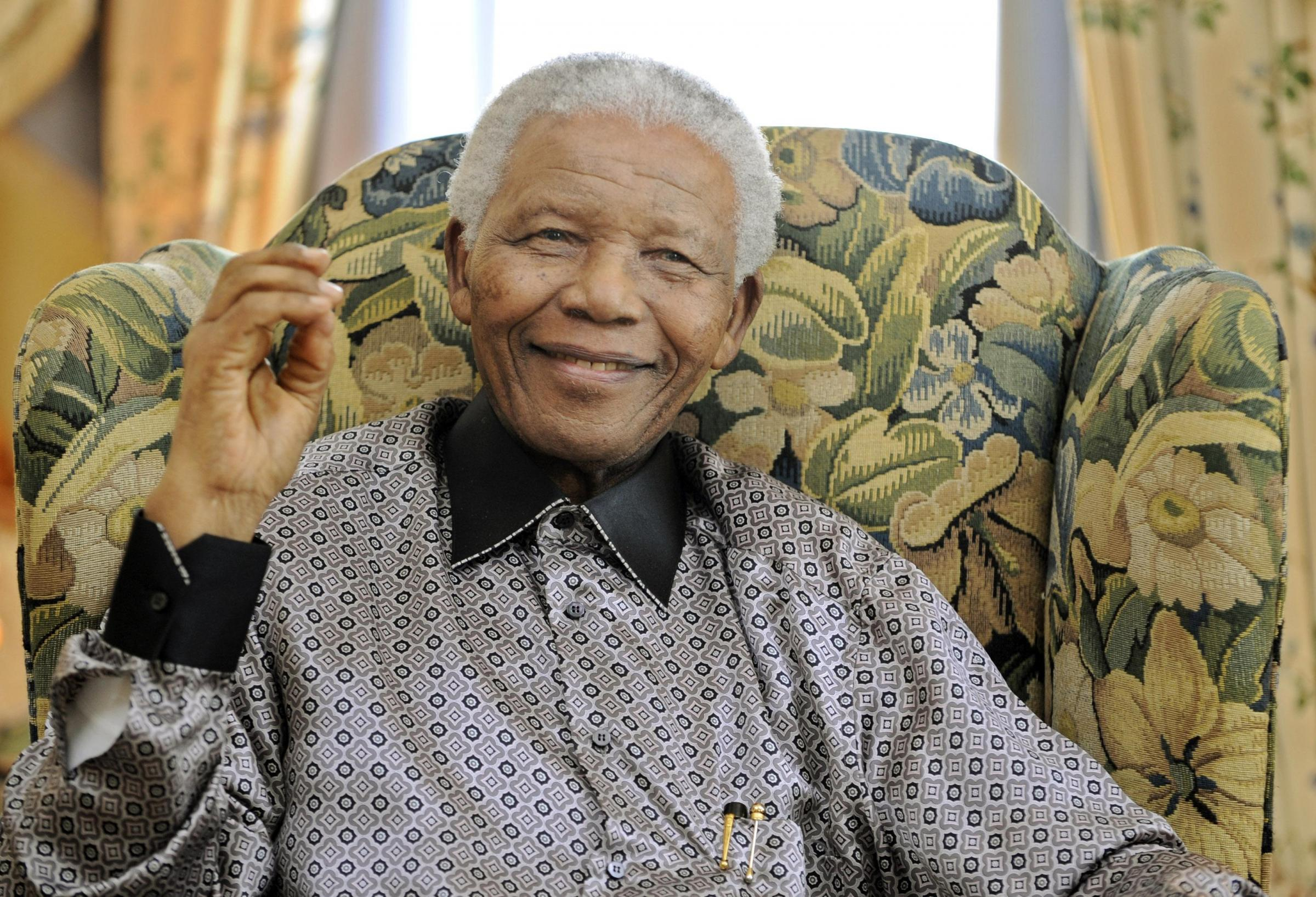 Nelson Mandela once said that hatred is learned
