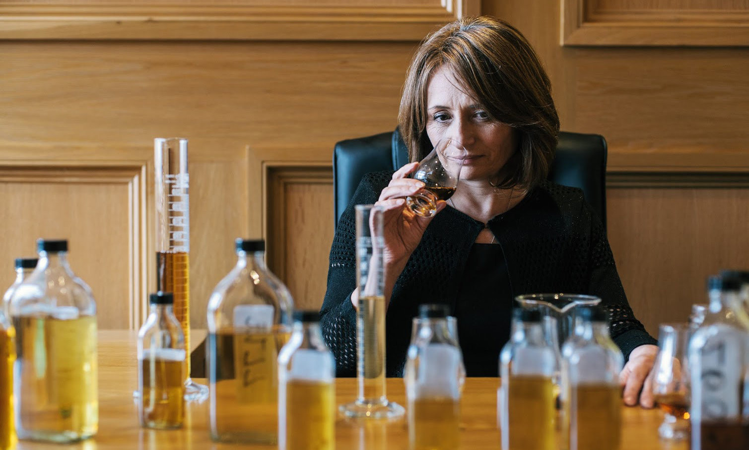 Rachel Barrie creates some of the world's finest single malts