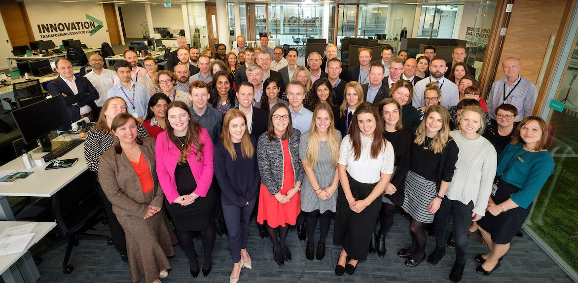 Accenture welcomes 20 university graduates this year