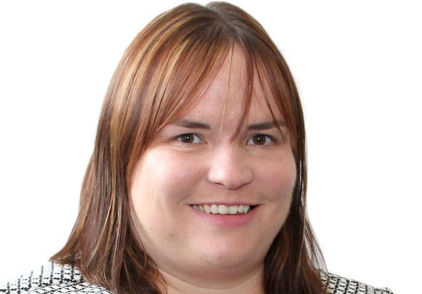 New Law Society of Scotland councillor Serena Kelly