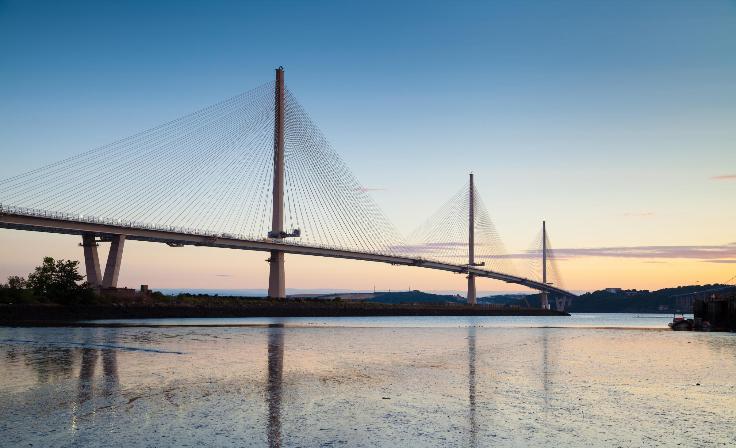 The Scottish Government has overseen a world-class project – the Queensferry Crossing