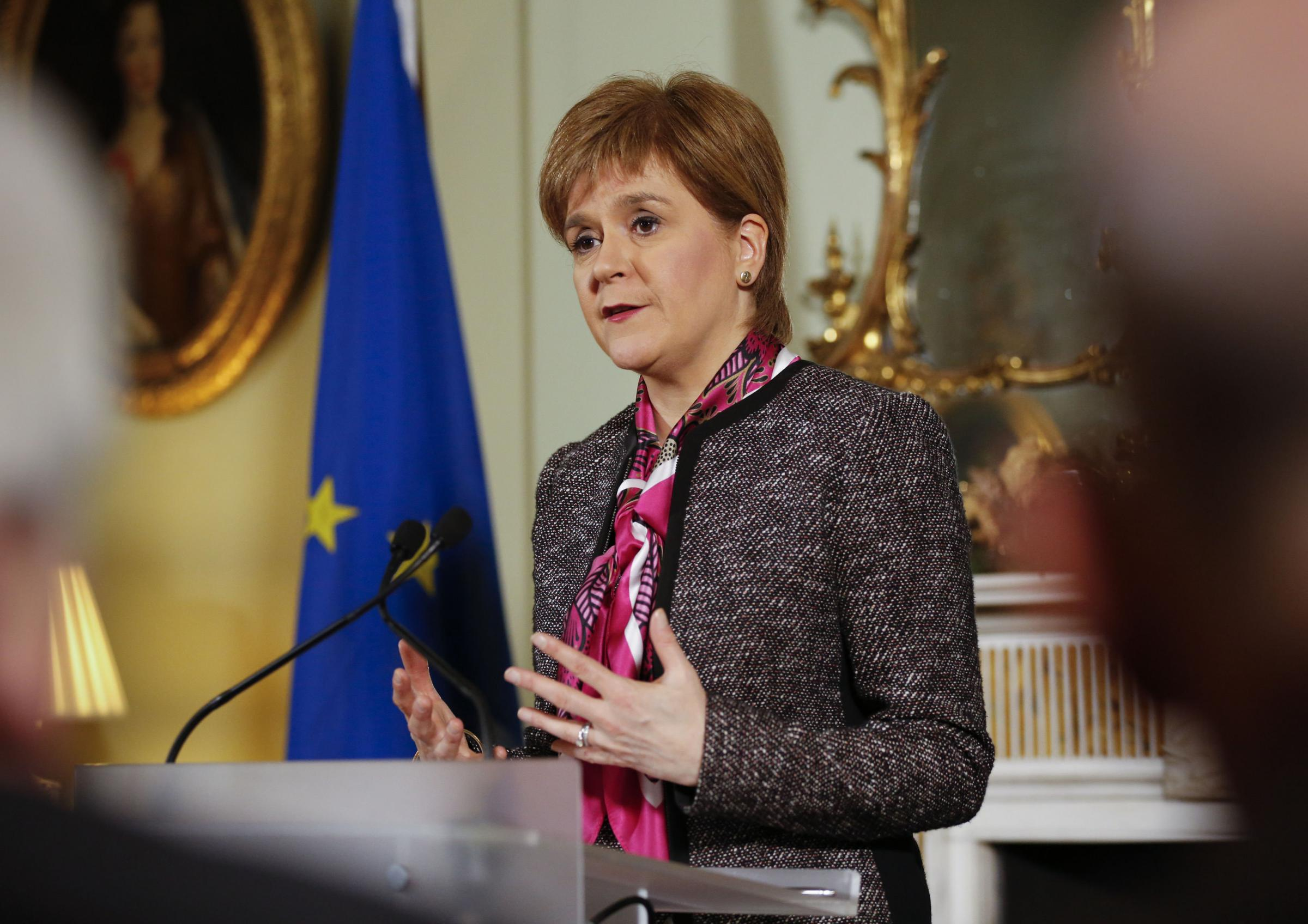 First Minister is right not to back a second EUref – it sets a dangerous precedent