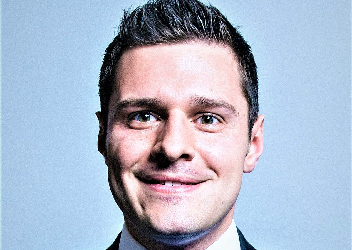Ross Thomson was one of three Conservatives to be invited