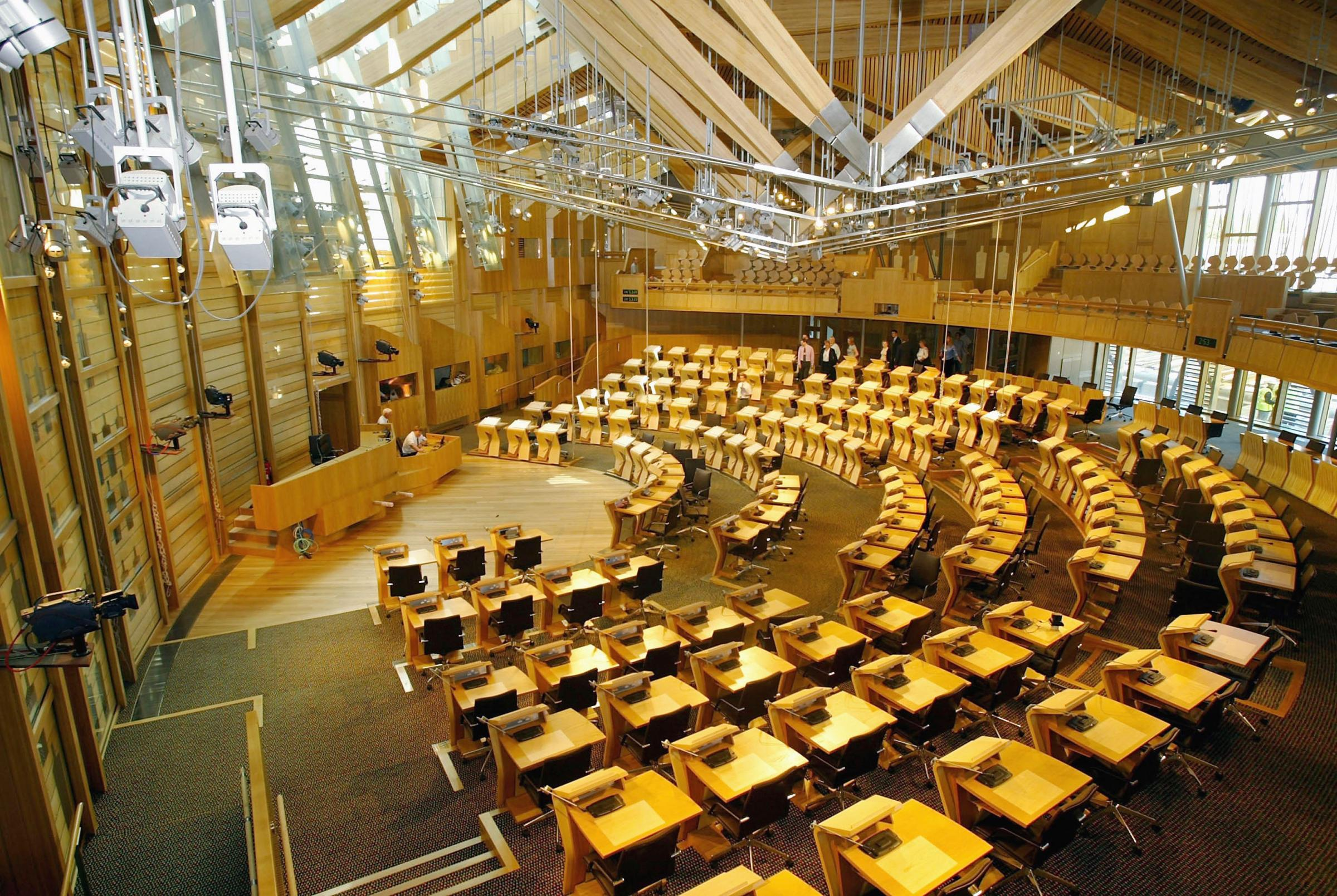 You only have to look at which powers Holyrood does not have to understand how empty devolution really is