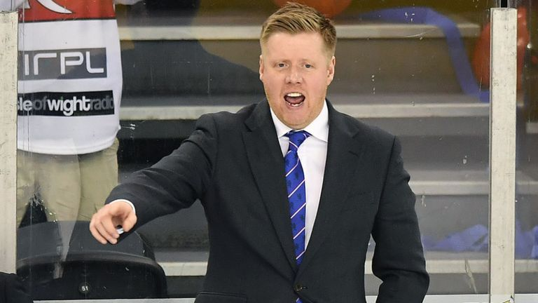 Pete Russell, Glasgow Clan head coach