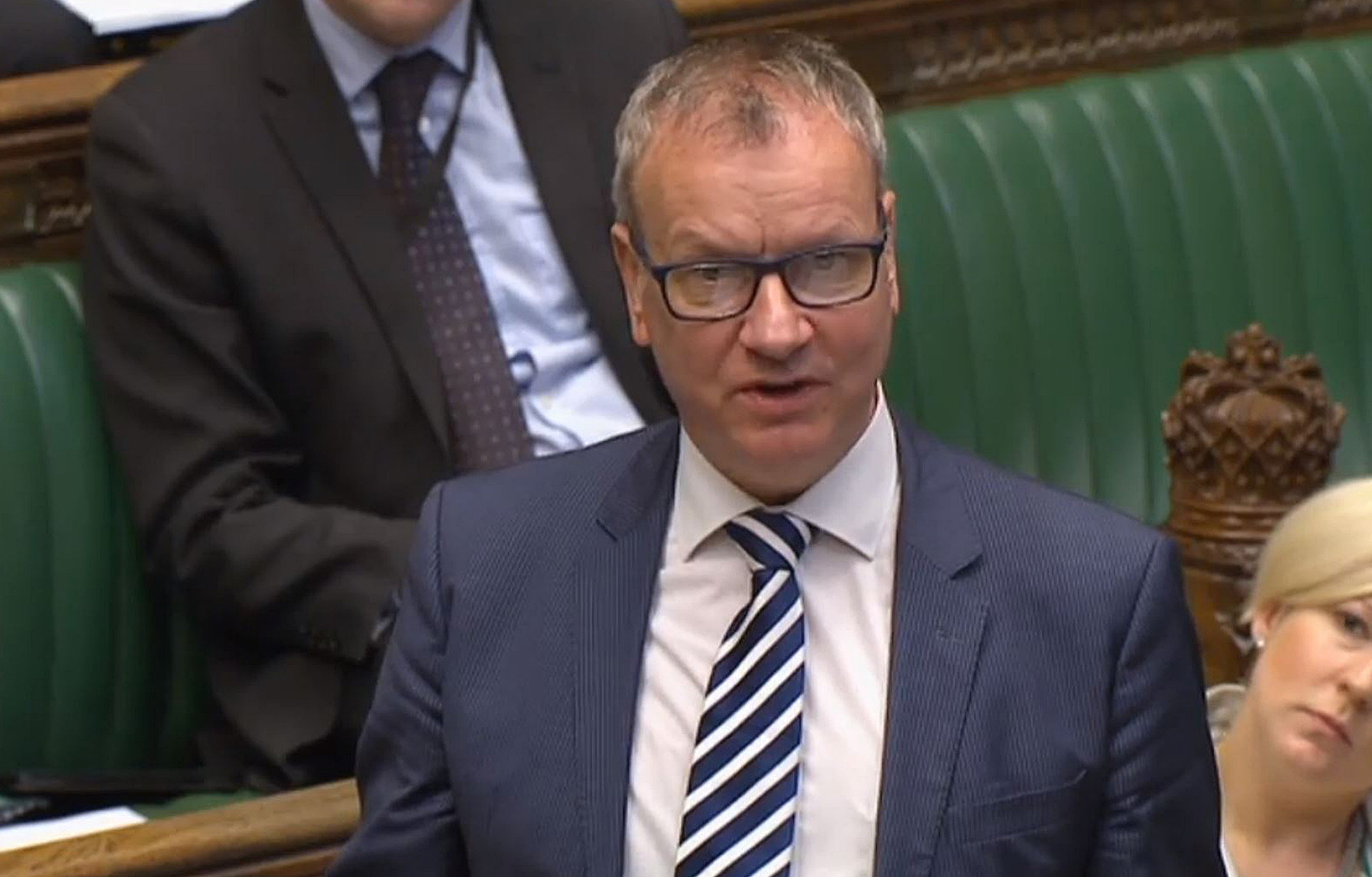 The SNP's Pete Wishart called on the Prime Minister to admit her Chequers deal was 'dead'