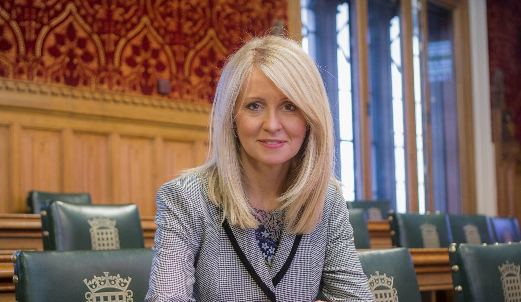 Esther McVey's comments contradict guarantees from Theresa May that those moving on to Universal Credit will be 'protected'