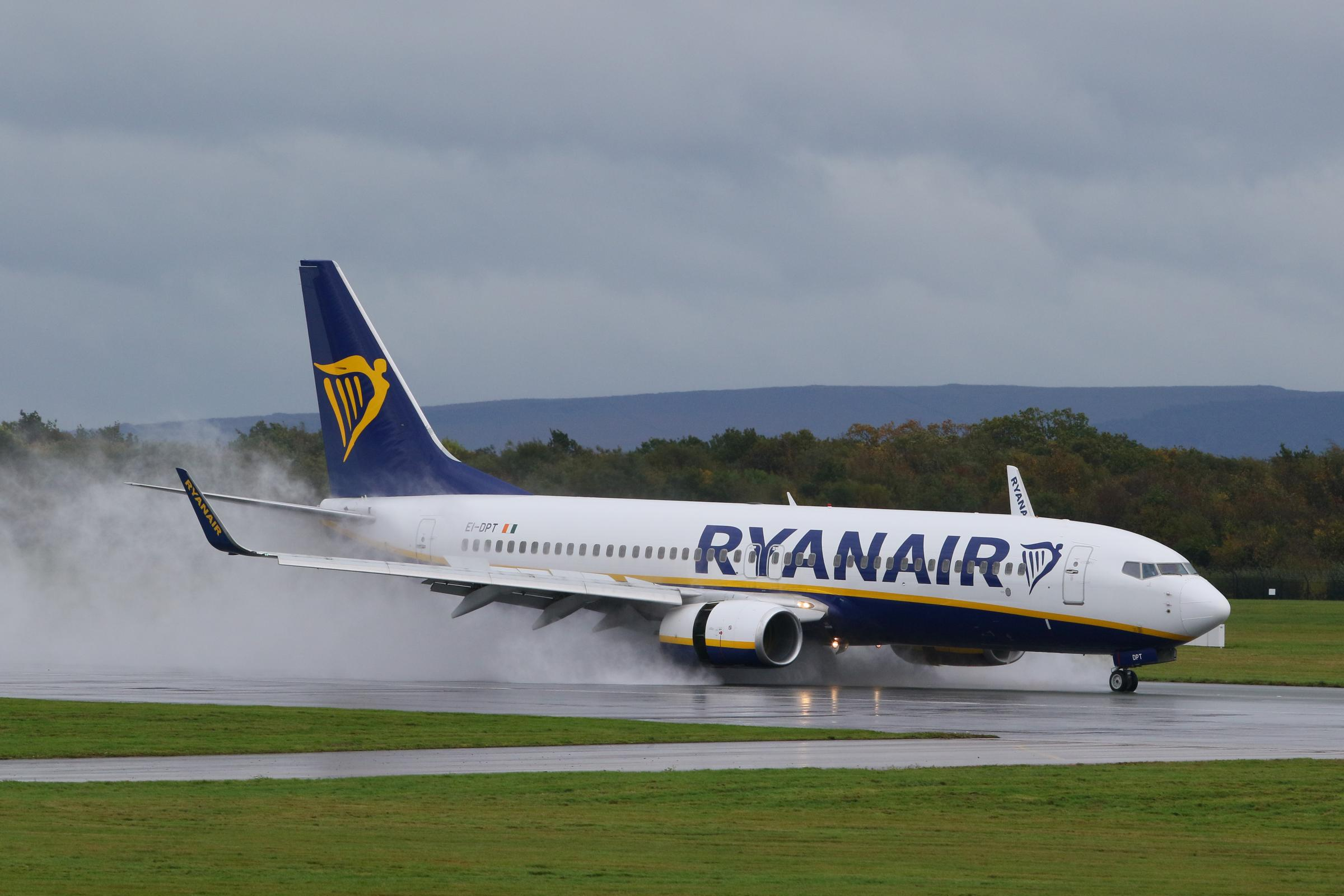 Ryanair 'to ban disruptive passengers' after racist rant goes viral