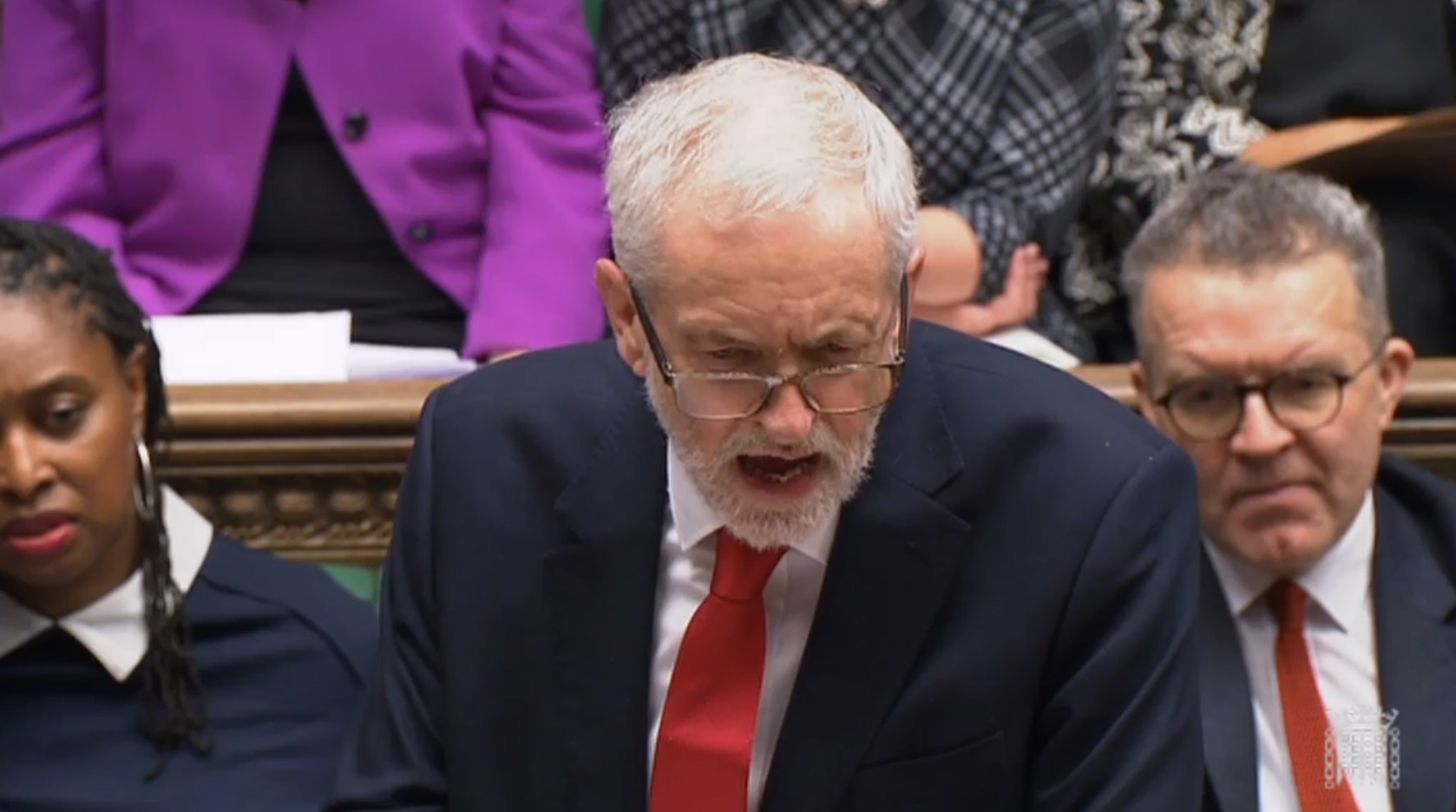 PM under pressure as Corbyn threatens no-confidence vote
