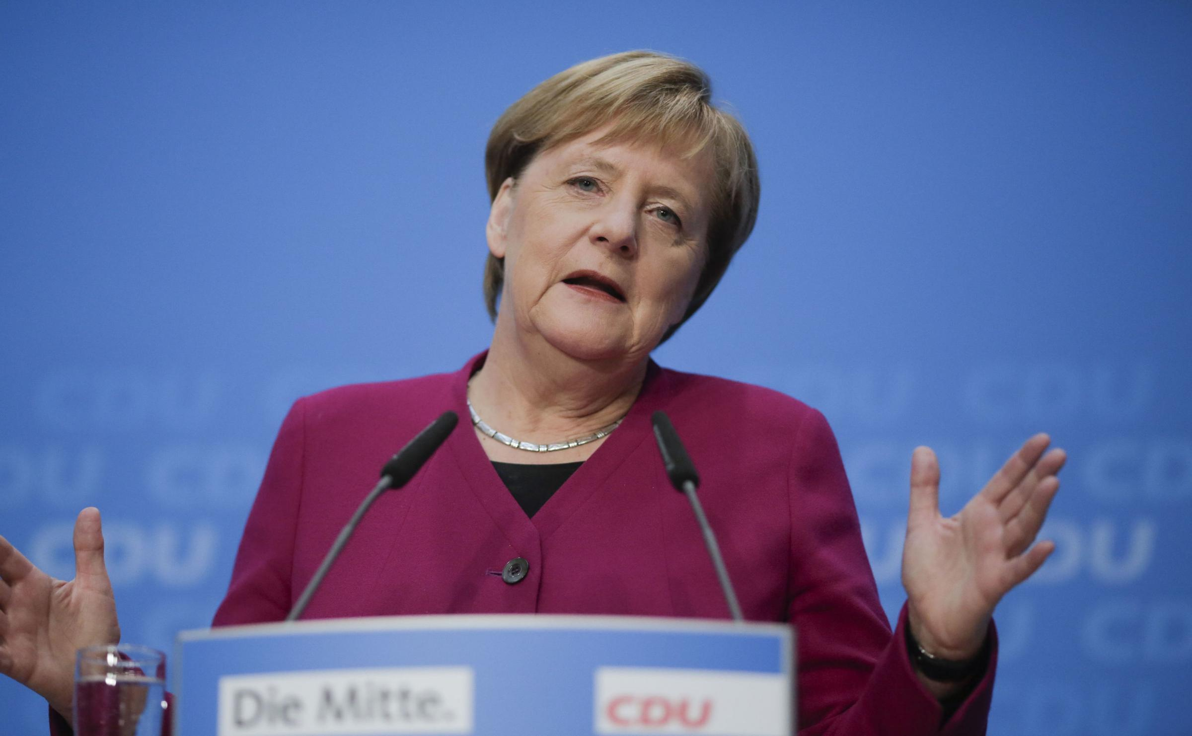 German politicians have had their personal data hacked and then dumped online